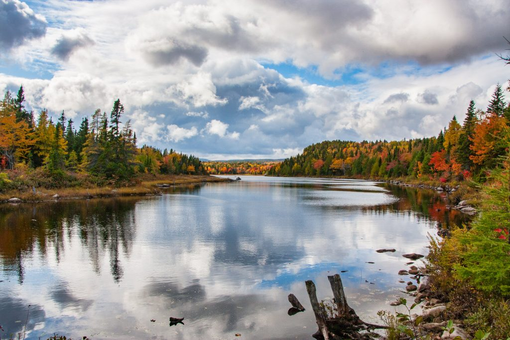 Benjies Lake, Cape Breton Highlands National Park